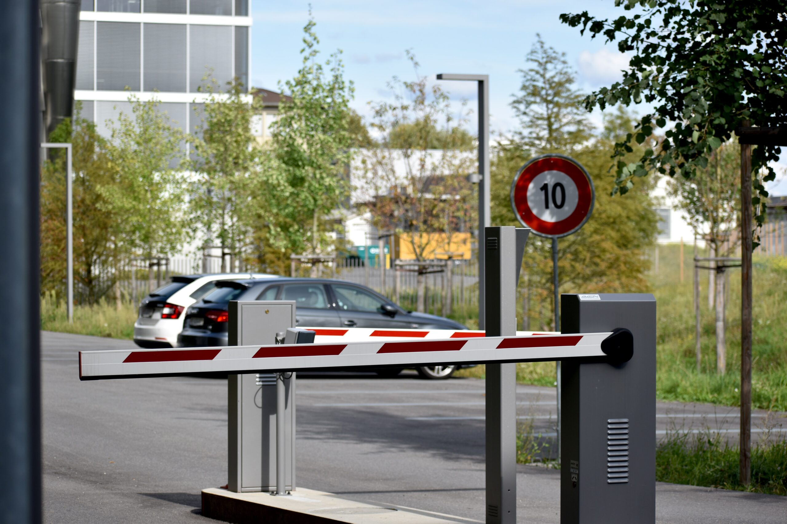 motorized gates